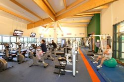Another gym shot, again equipemtn has been updated since