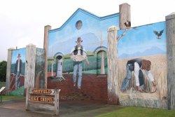 Tasmania's Town of Murals