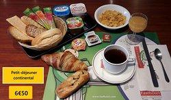 Petit-continental- buffet