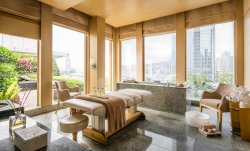 The Spa at the Four Seasons Hotel, Hong Kong