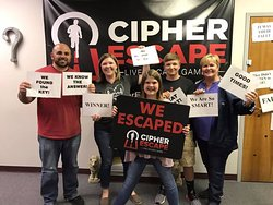 Cipher Escape