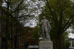 Jacob Jordaens Statue