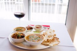 Saffron Contemporary Indian Cuisine
