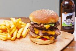 Holy Moly Gourmet Burger Rouen