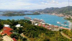 Charlotte Amalie Overlook