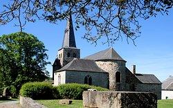 Eglise Sainte Walburge - Monument classe