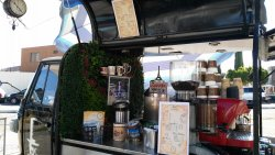Catrin de la Rue Food Truck Coffee