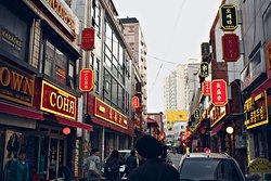 釜山中華街