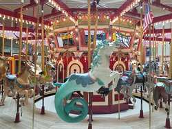 Seaside Carousel Mall