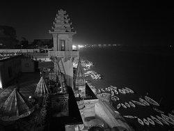 Espectacular, oasis en Varanasi
