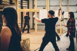 Lumberjax Axe Throwing