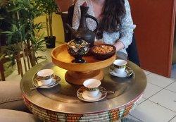 Lucy Restaurant og Kafe