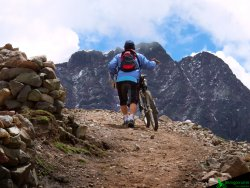 Biking Peru Trek