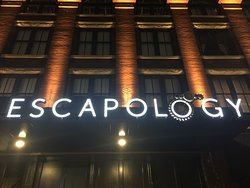 Escapology Montgomery