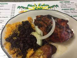 Alex's Cuban Cafe