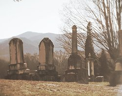 Tours By Dannehl: History, Haunts and Legends of Haywood County