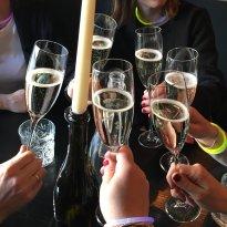 The Bubbles. Champagneria