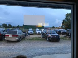 Calvert Drive-In Theater