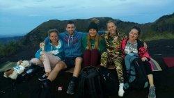 Batur Volcano Hike