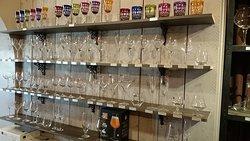 verres carafe tire bouchons cadeaux le cellier des grands vins valognes