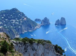 Tours of Sorrento-Capri,Amalfi Coast & Pompeii