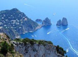 Tours of Sorrento-Capri,Amalfi Coast & Pompeii