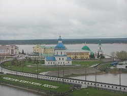 The 500 Anniversary of Cheboksary Park