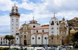 Basílica de Nuestra Señora de la Candelaria