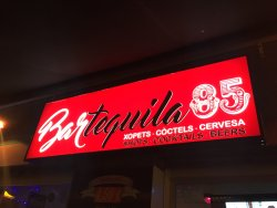 Tequila  85