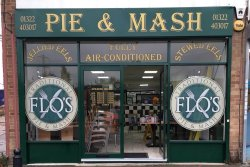 Flo's Pie and Mash