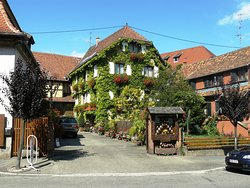 Vins d'Alsace Silber