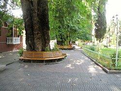 Dada Gorgud Square