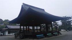水口神社舞殿