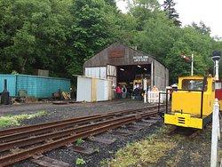 Lathalmond Railway Museum
