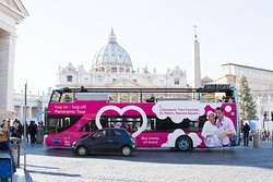I Love Rome Hop on Hop Off City Tour