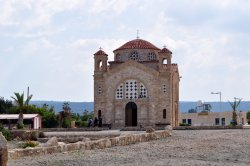 St. Georgios Church, Basilica & Rock Tombs
