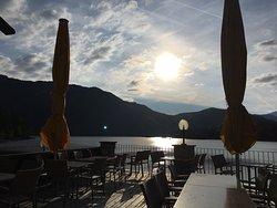 ร้านอาหารริมทะเลสาปEibsee