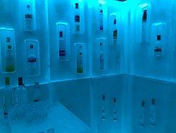 Ketel One Ice Room