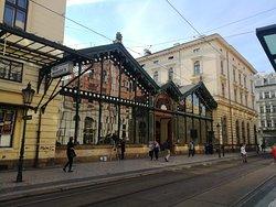 Prague Masaryk Station