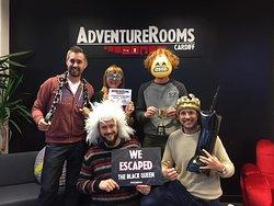 Adventure Rooms Cardiff