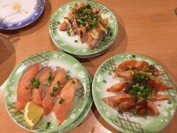 Sushi-Go-Round (Kaitensushi) Hanaichimonme
