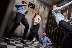 Fangene på Fortet Oslo