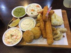 Cor Blimey! British Fish n Chips