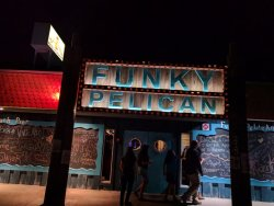 Funky Pelican