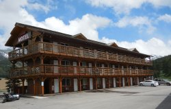 Bull Moose Saloon and Lodge