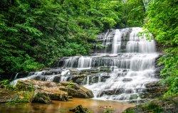 Pearson's Falls Glen