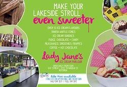 Lady Janes Ice Cream Parlour