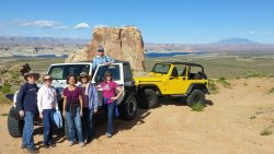 Jeep Lake Powell