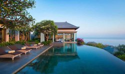 Banyan Tree Ungasan, Bali
