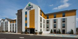 Uptown Suites Extended Stay Charlotte NC - Concord